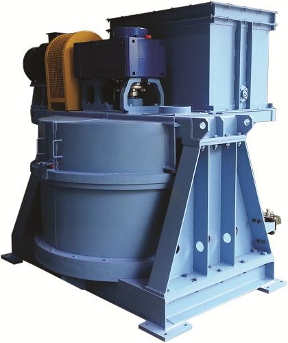R-SERIES INTENSIVE SAND MIXER